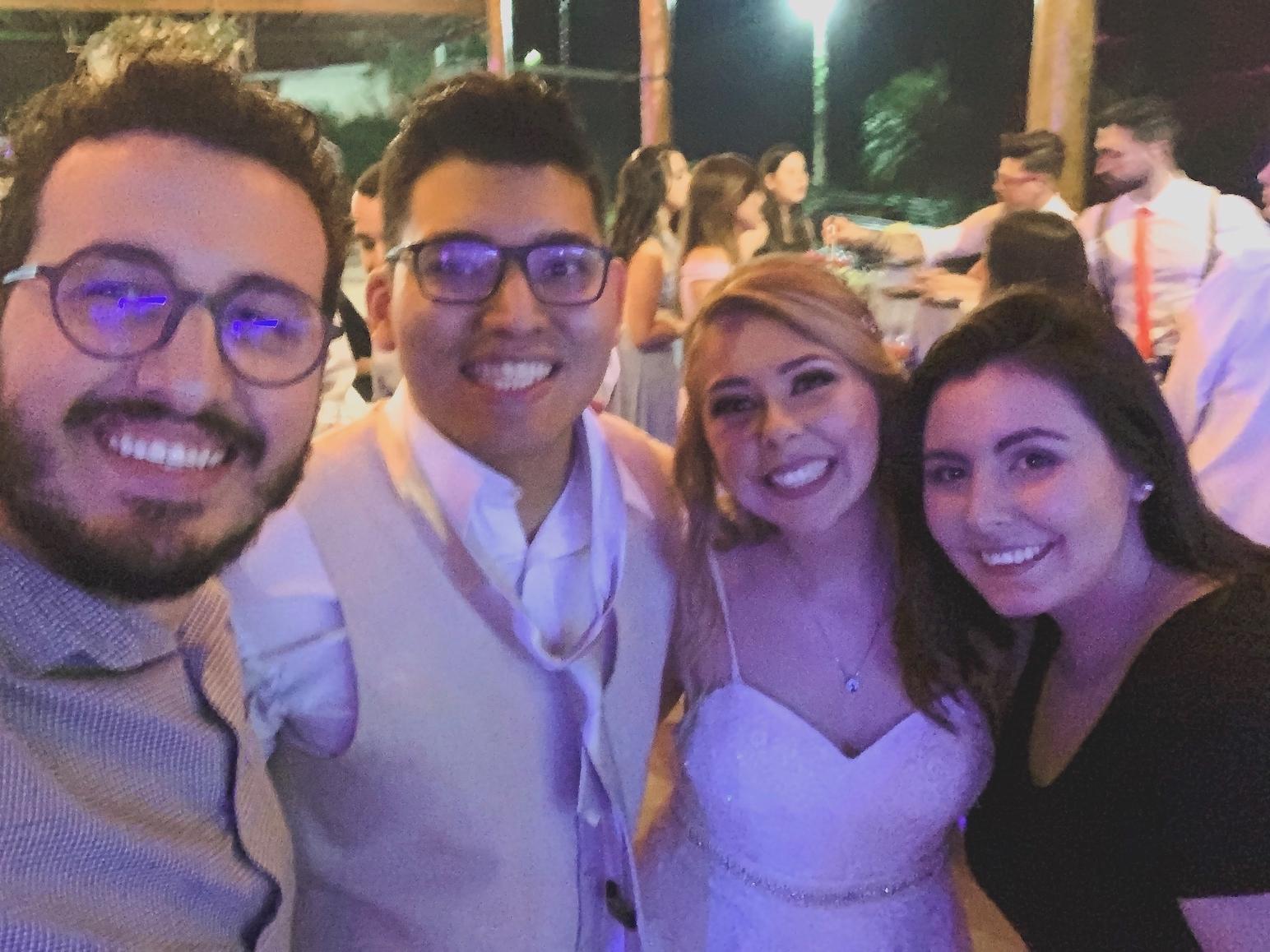 Casamento Jade e Caio Voz Violao e Cajon 07