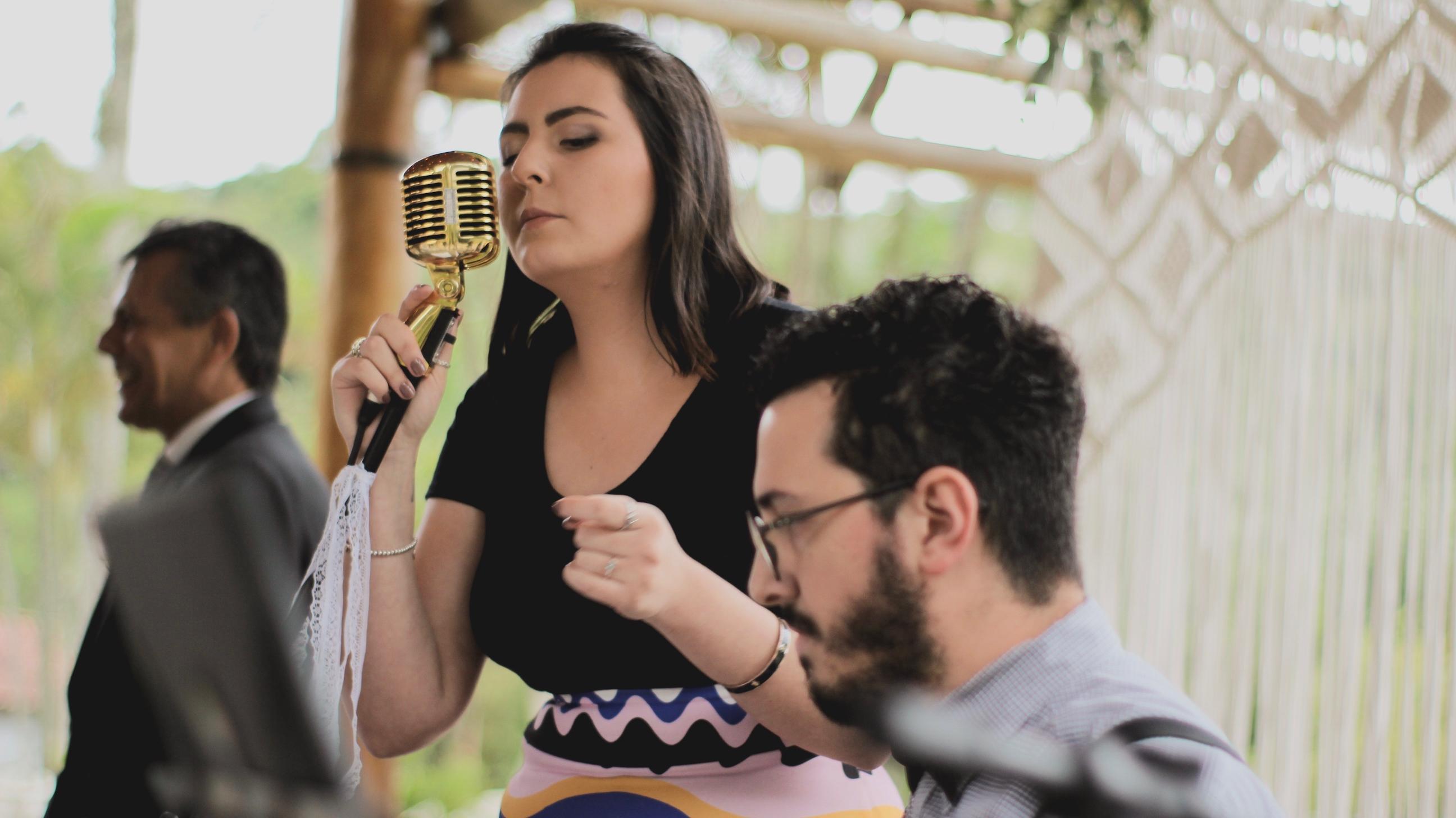 Casamento Jade e Caio Voz Violao e Cajon 09