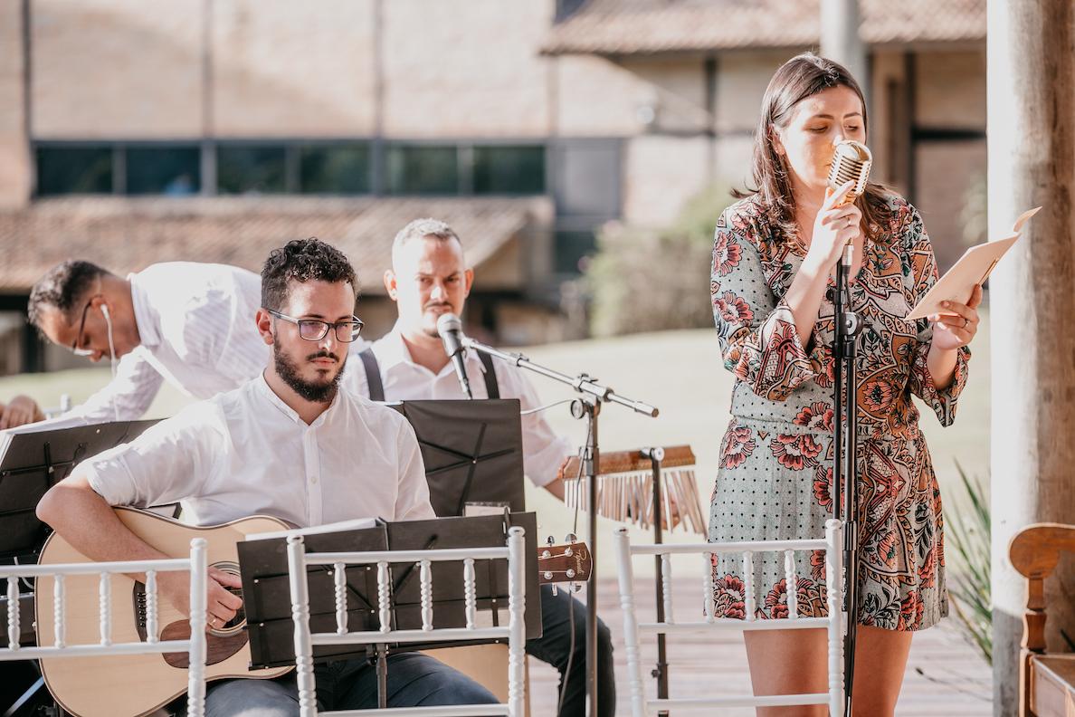 Casamento Jéssica e João Voz Violão e Cajon 02