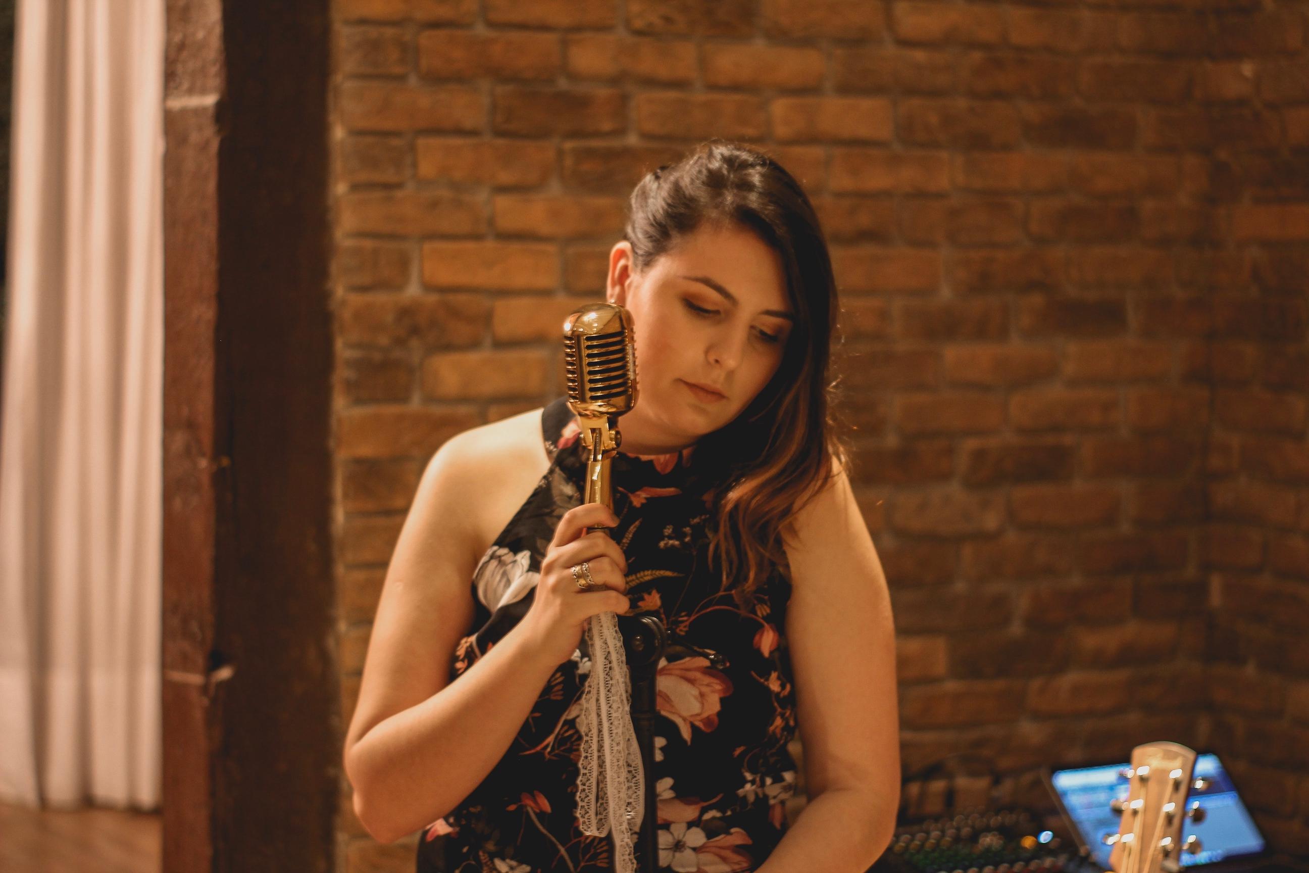Casamento Leidi e Ale Voz, Violão e Violino 01