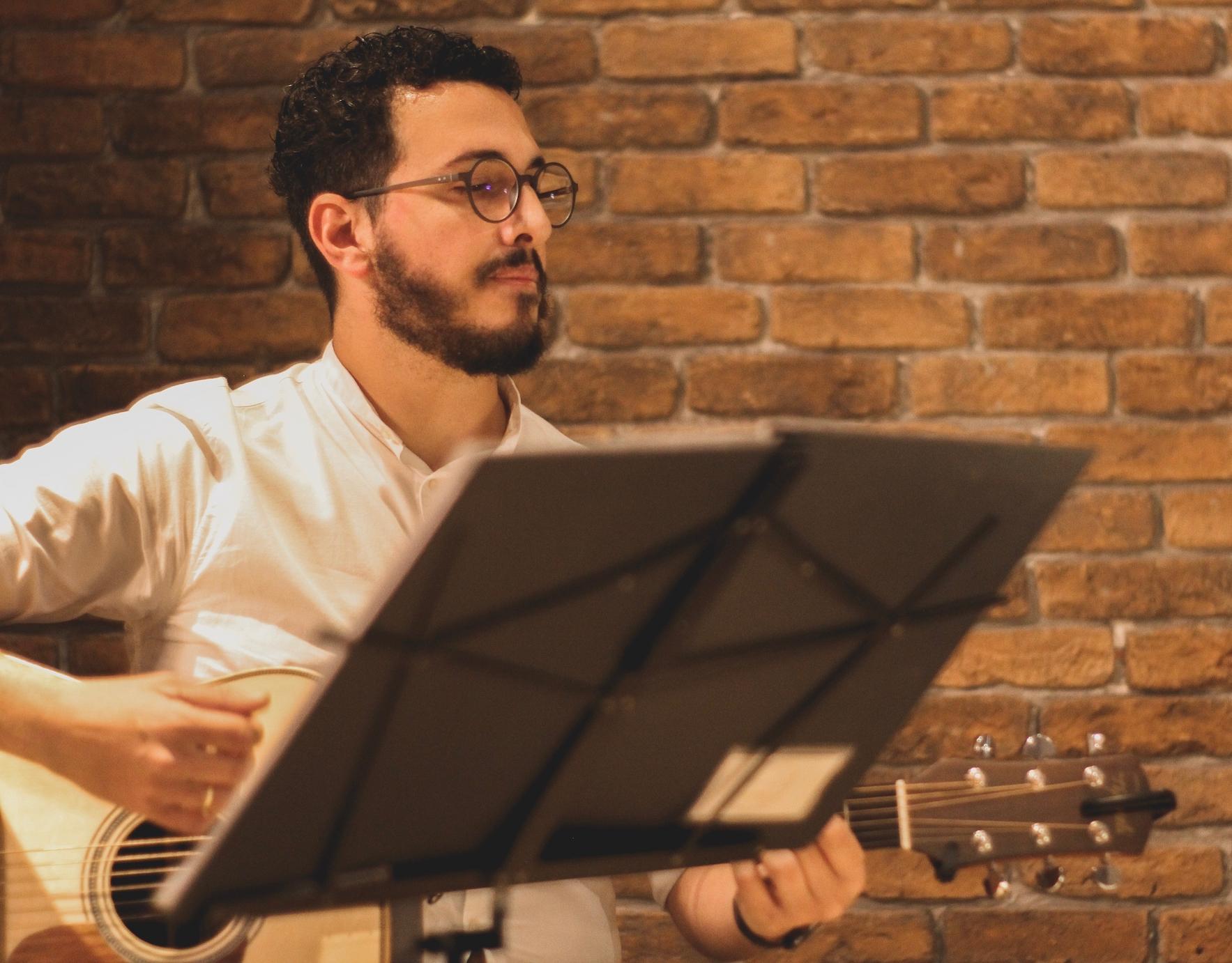 Casamento Leidi e Ale Voz, Violão e Violino 06