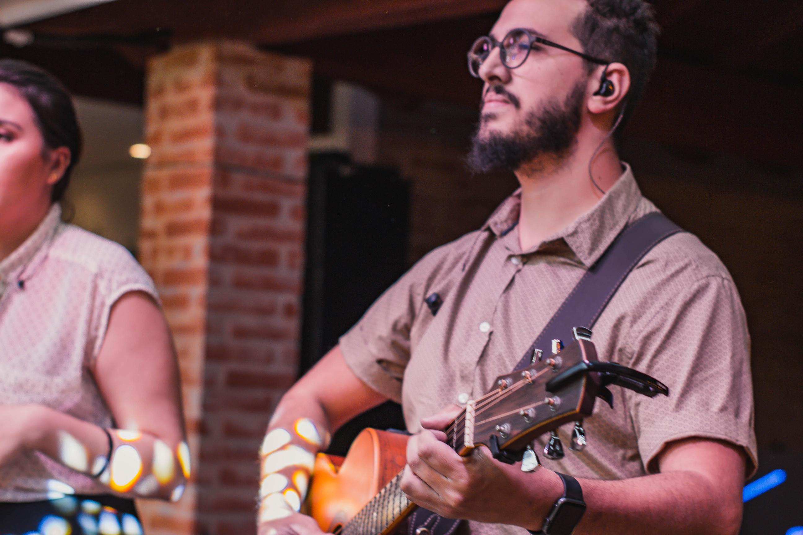 Casamento Marcela e Gabriel Voz Violao e Violino 04