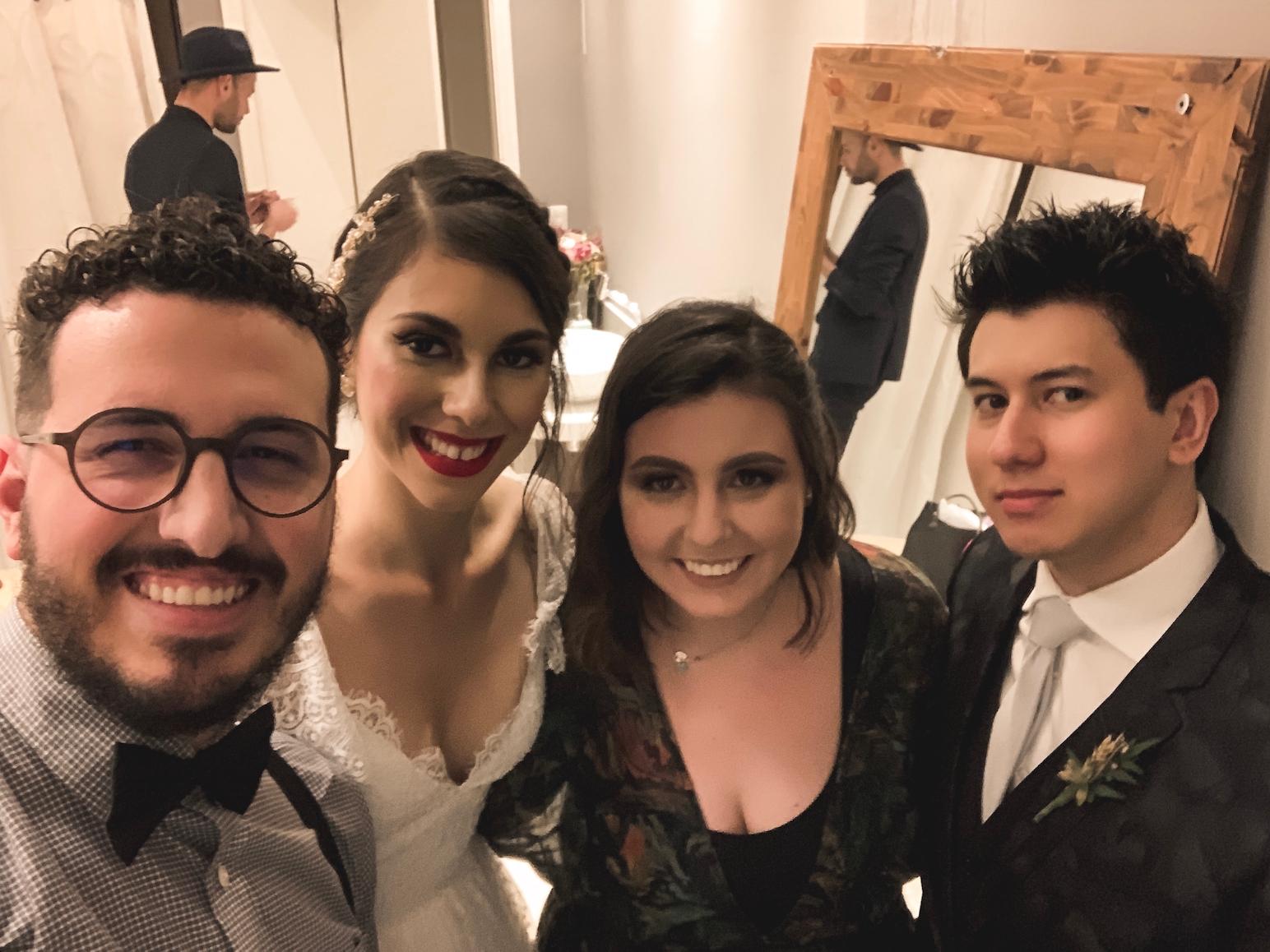 Casamento Marina e Fábio Voz Violao Cajon e Violino 04