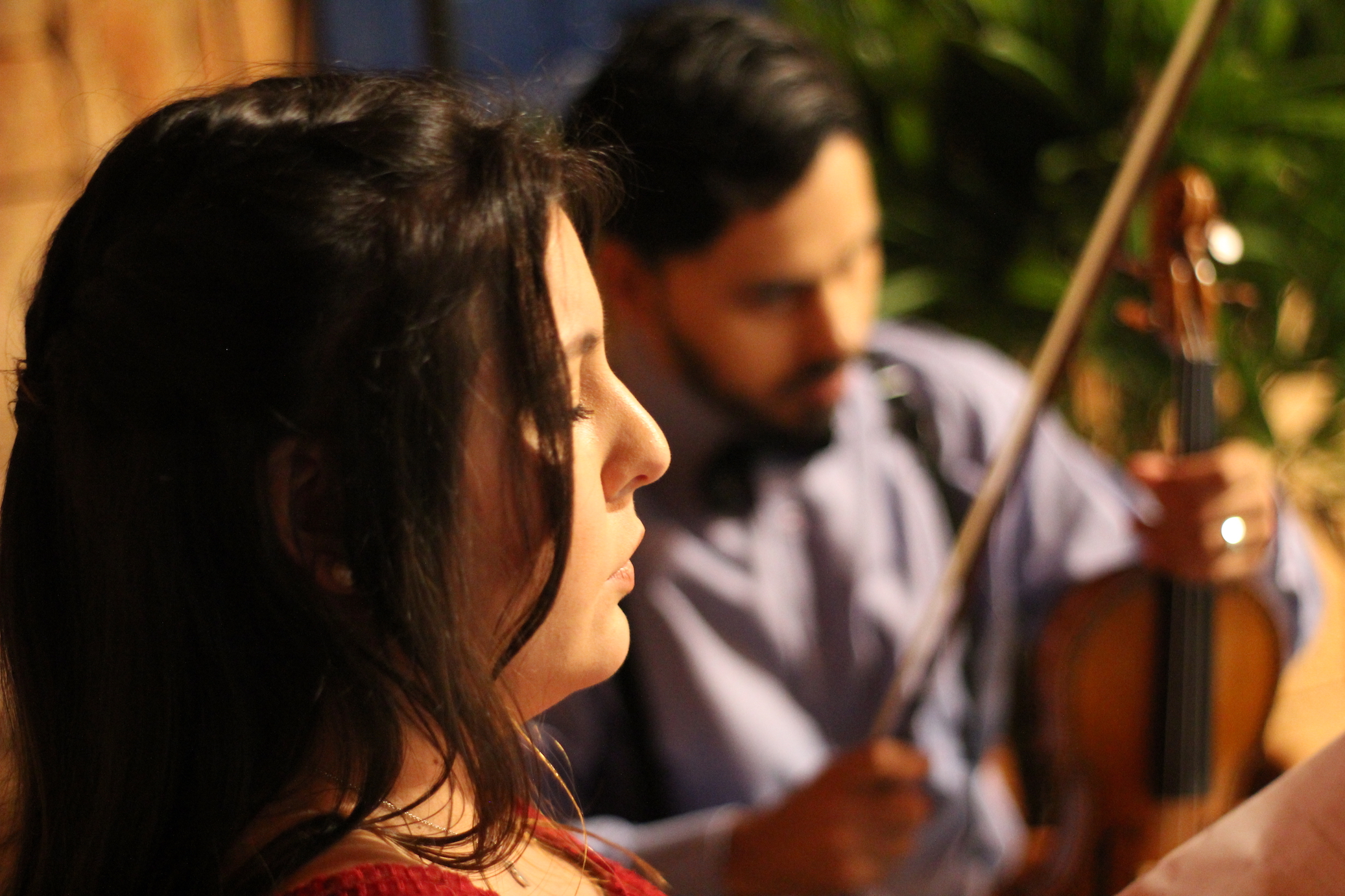 Casamento Mayara e Rodrigo Voz Violao e Violino 02