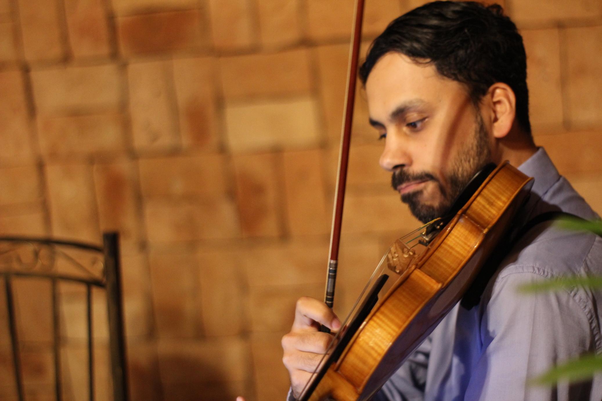 Casamento Mayara e Rodrigo Voz Violao e Violino 05