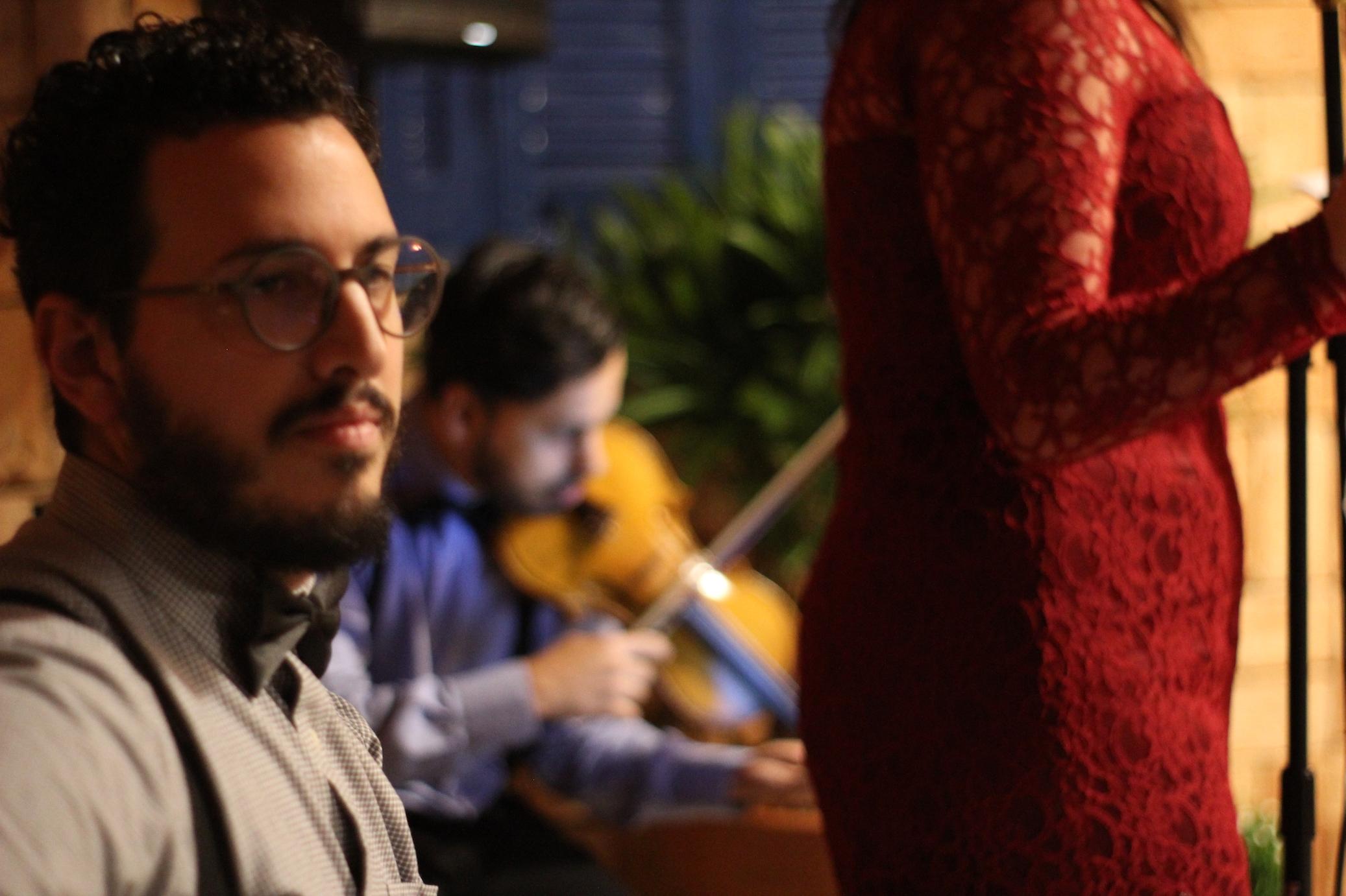 Casamento Mayara e Rodrigo Voz Violao e Violino 06