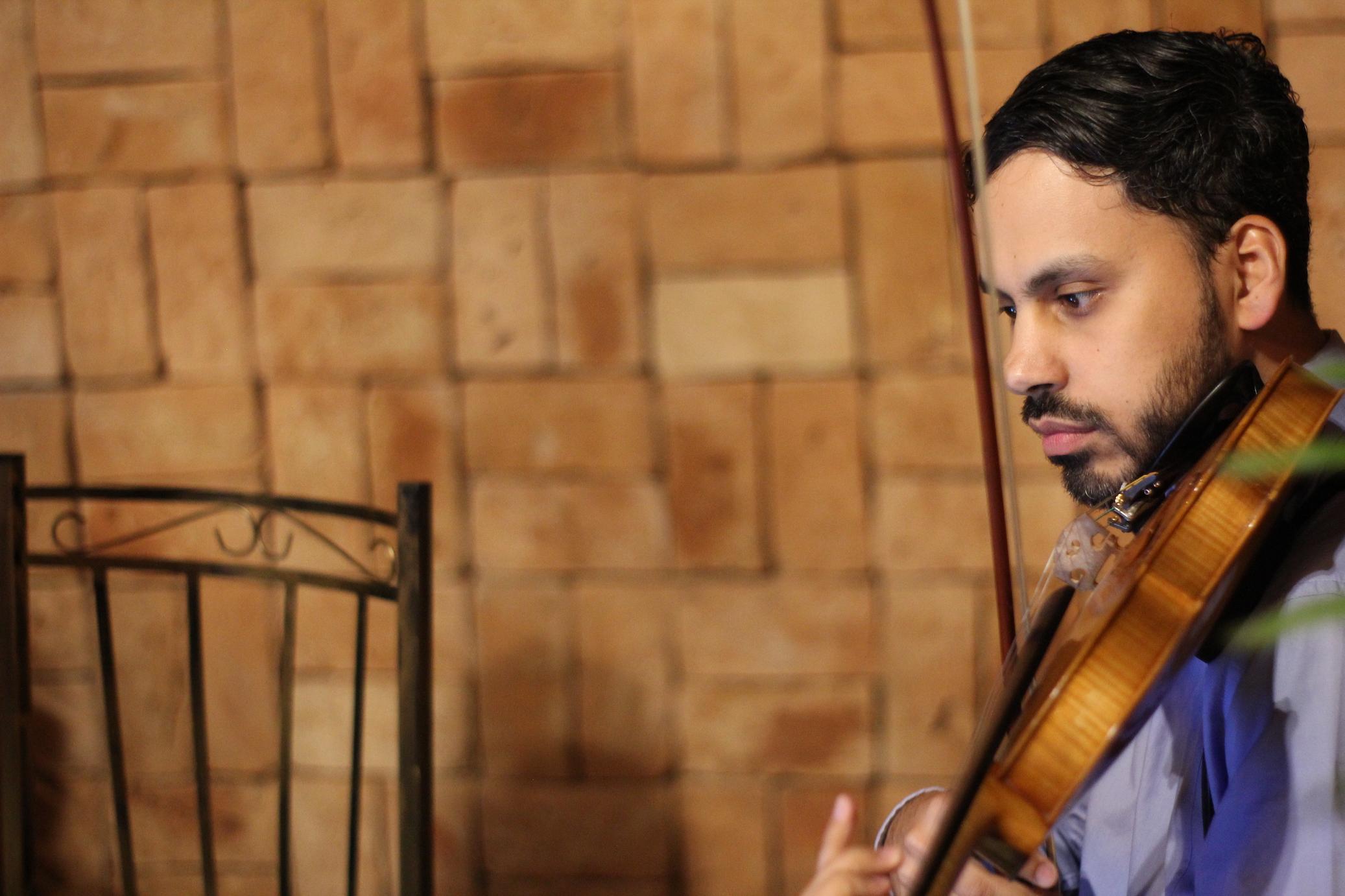 Casamento Mayara e Rodrigo Voz Violao e Violino 07