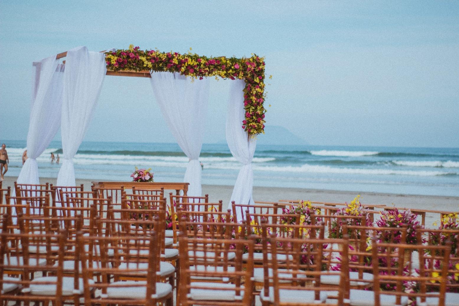 Casamento Patrícia e Bruno Voz e Violão Praia 01