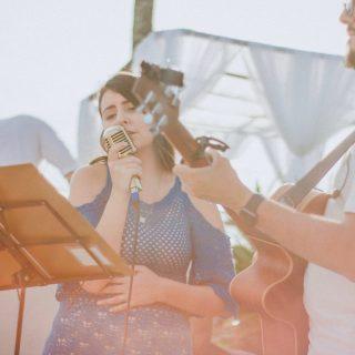 Música Voz e Violão para Casamento Mari e Gu 21