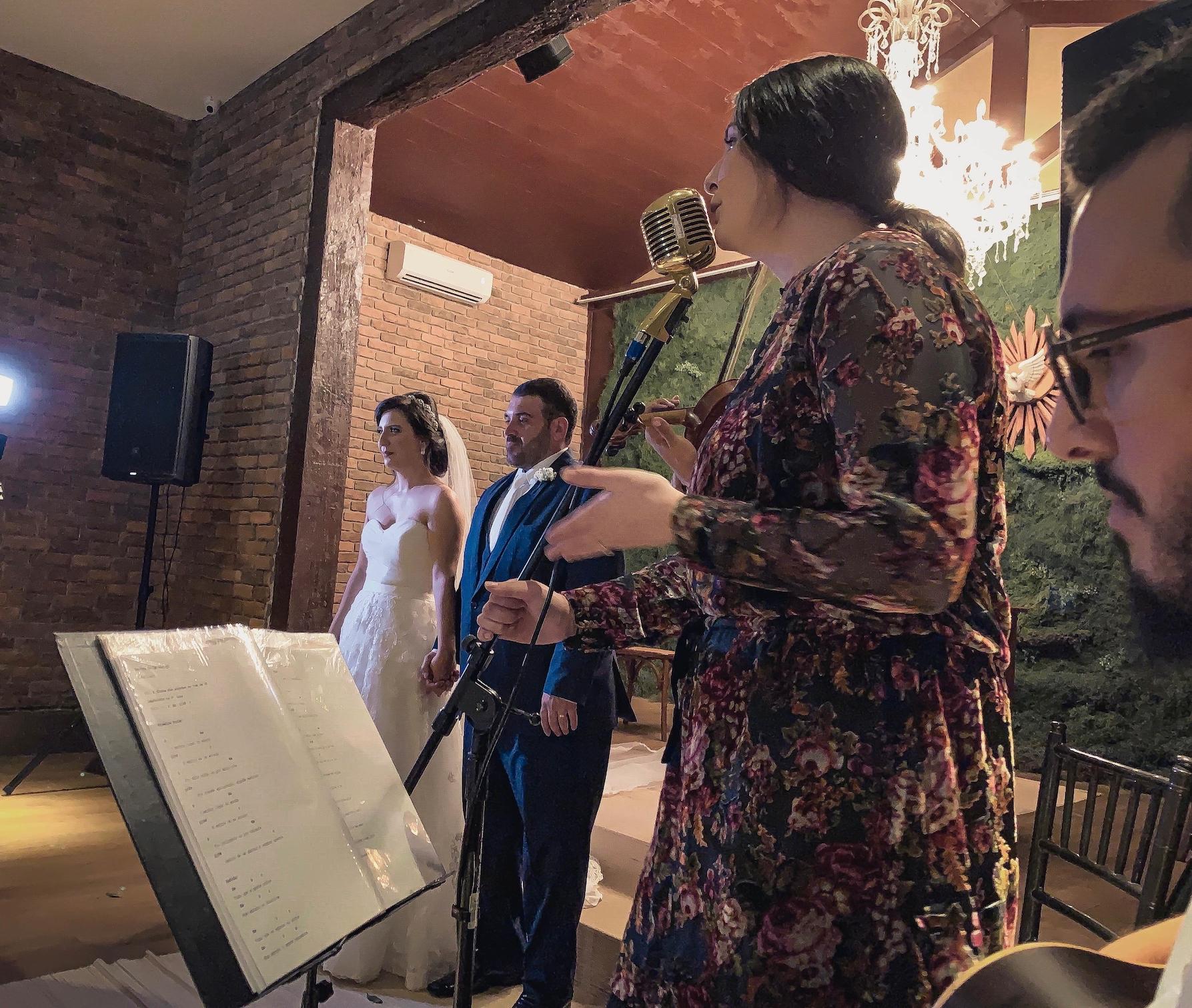 Voz Violão Violino Casamento Liliane e Deny 01