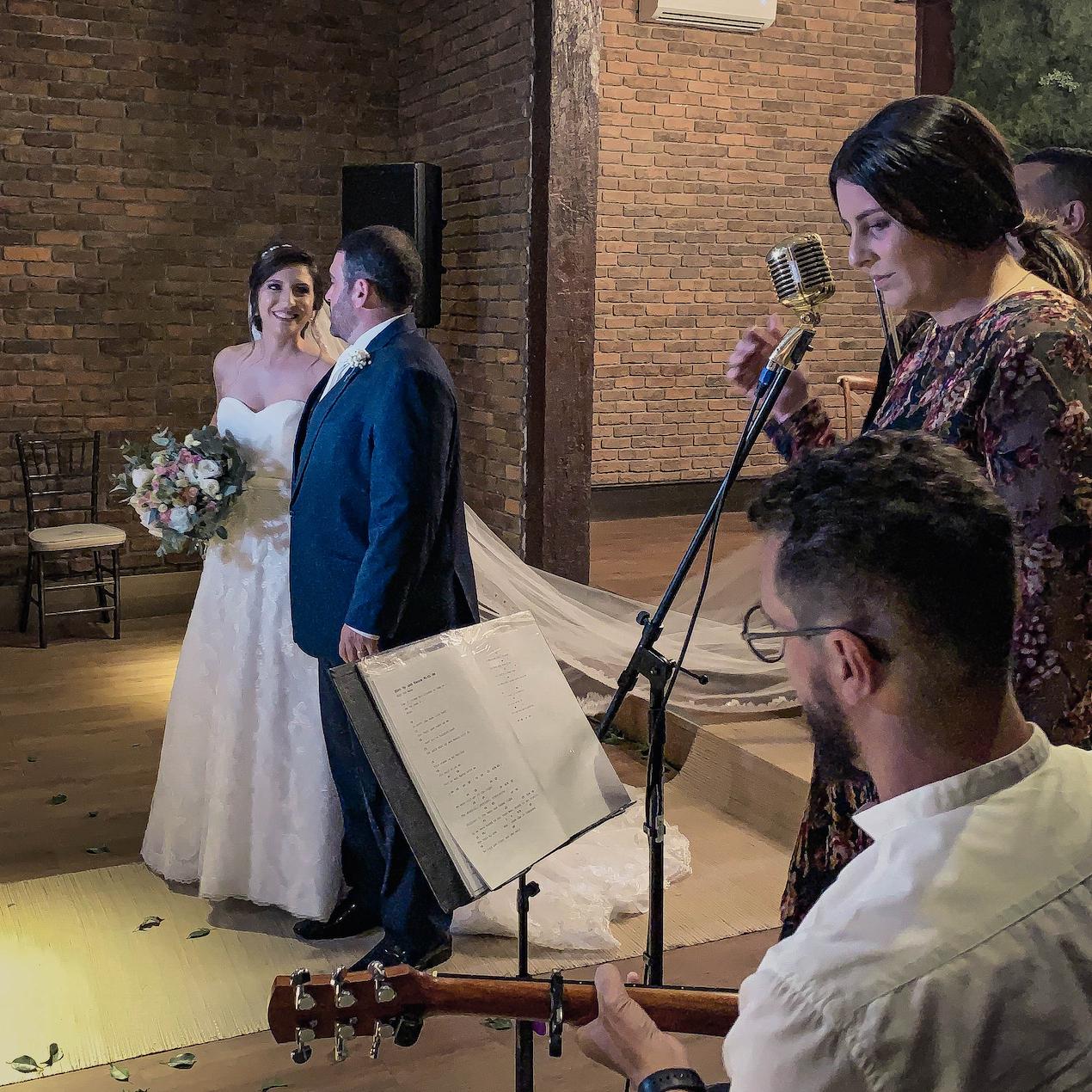 Voz Violão Violino Casamento Liliane e Deny 02