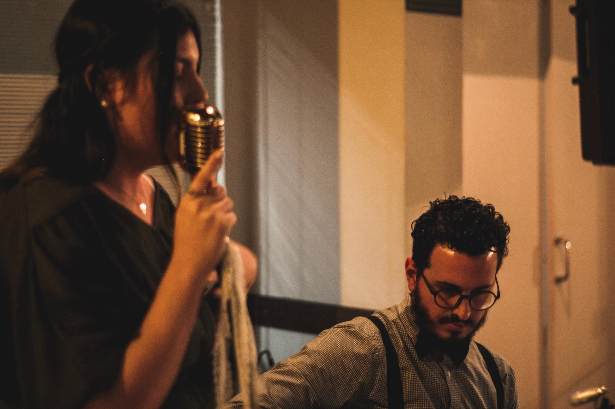 Voz Violao Cajon Casamento Nicolli e Leonardo 08