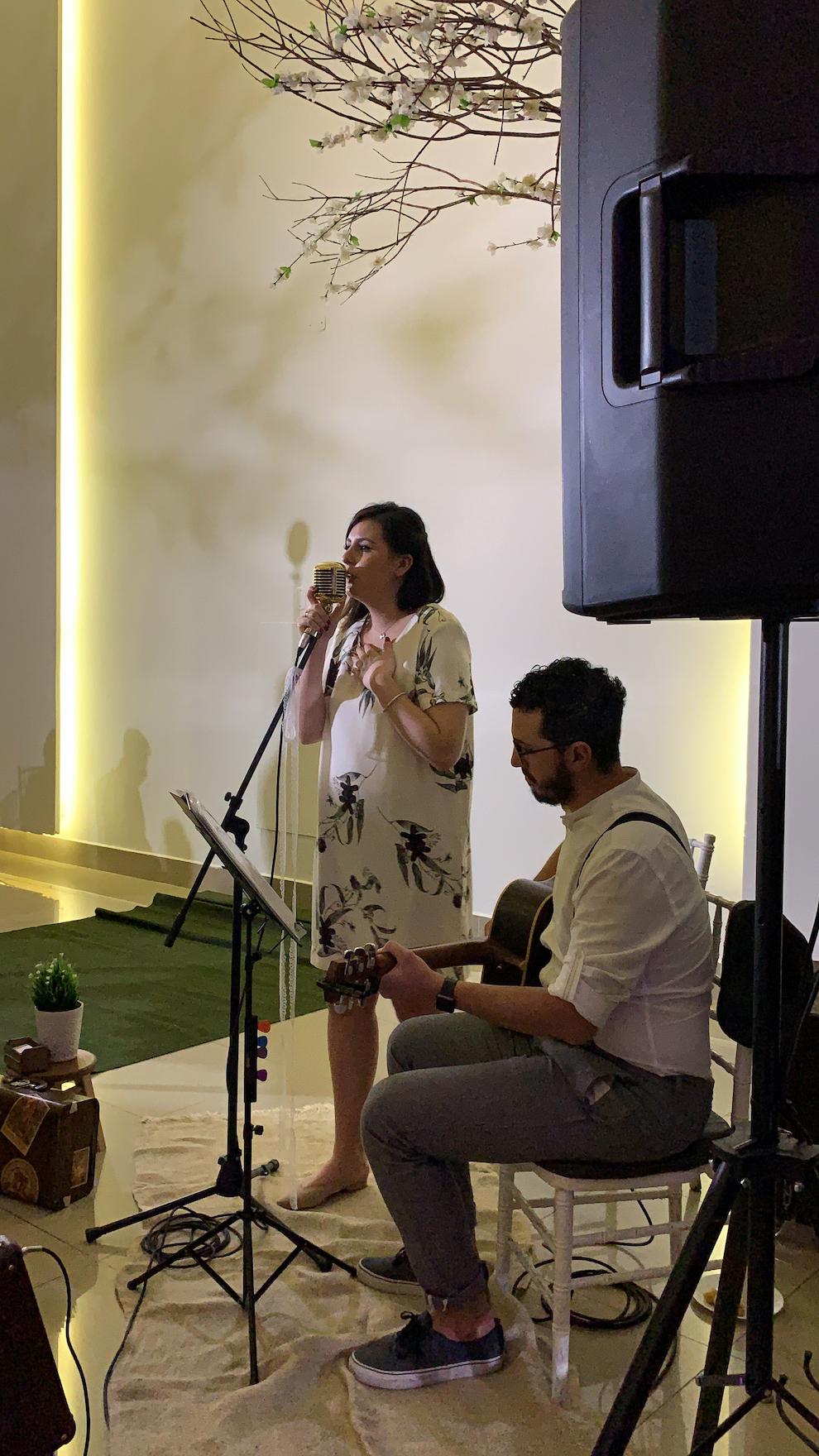 Voz e Violão Casamento Juliana e Fernando 01