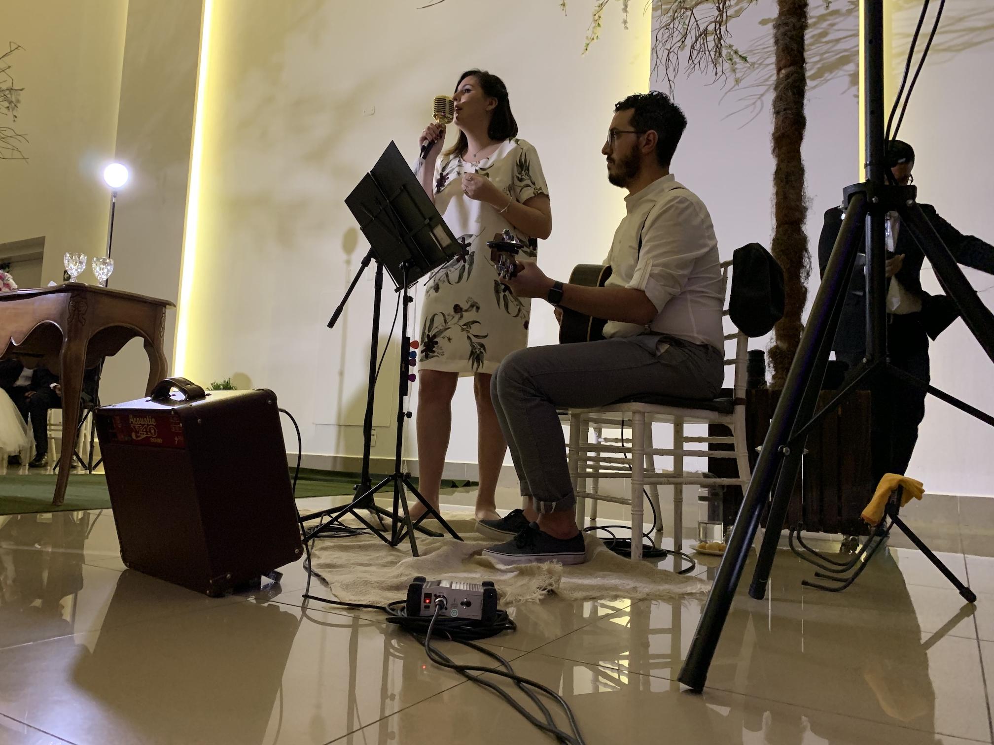 Voz e Violão Casamento Juliana e Fernando 02
