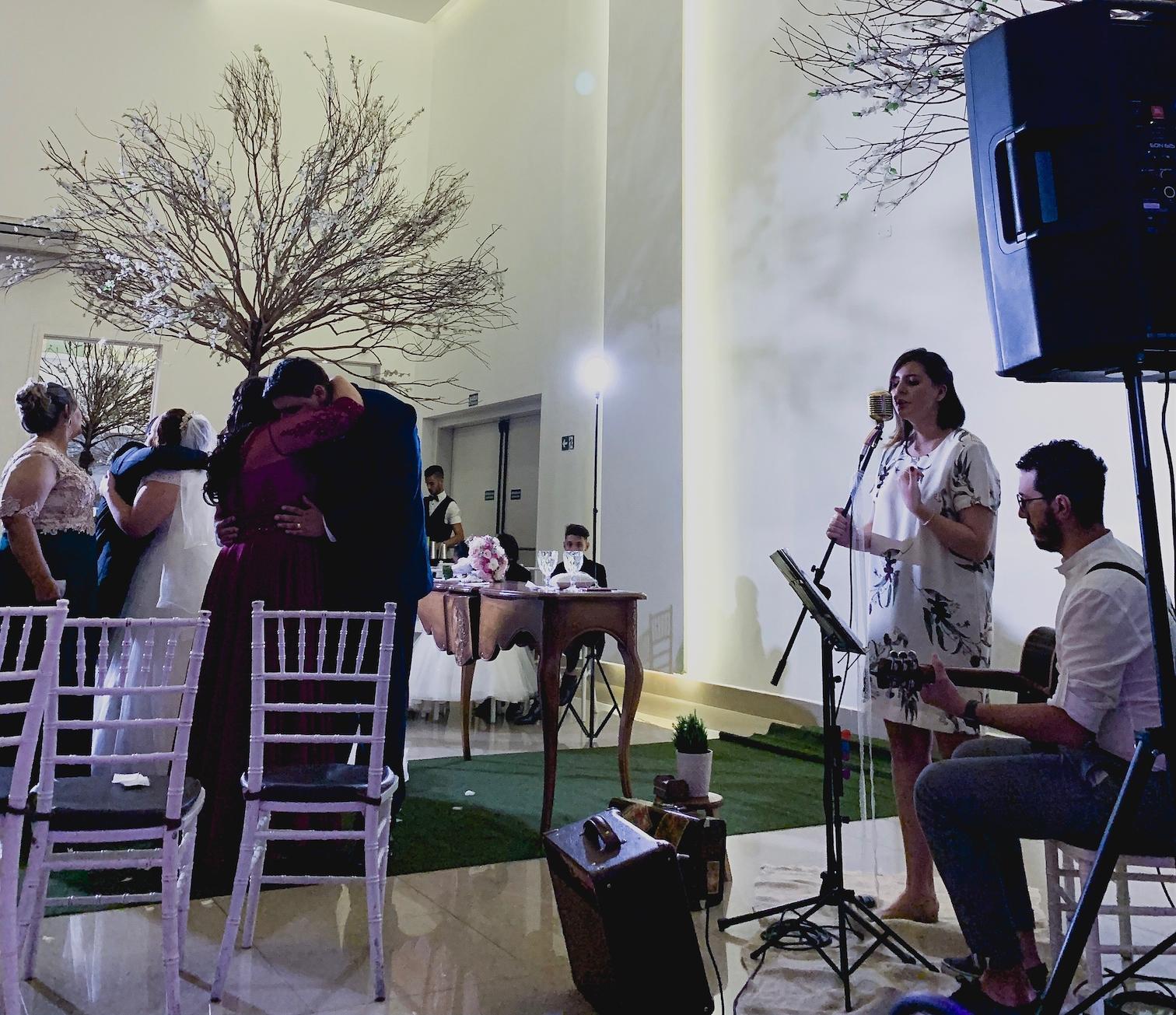 Voz e Violão Casamento Juliana e Fernando 05