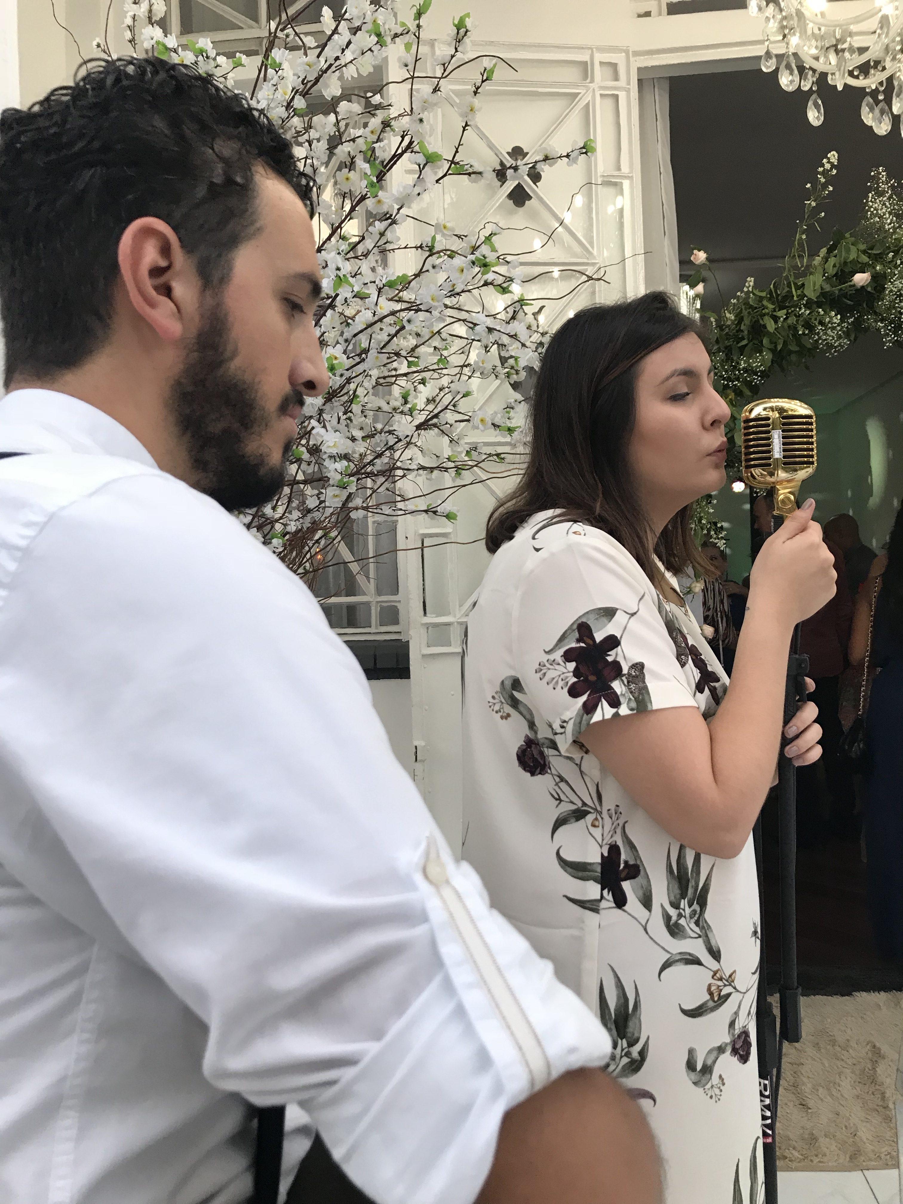 Casamento Kim e Rodrigo - Mari e Gu Voz e Violão