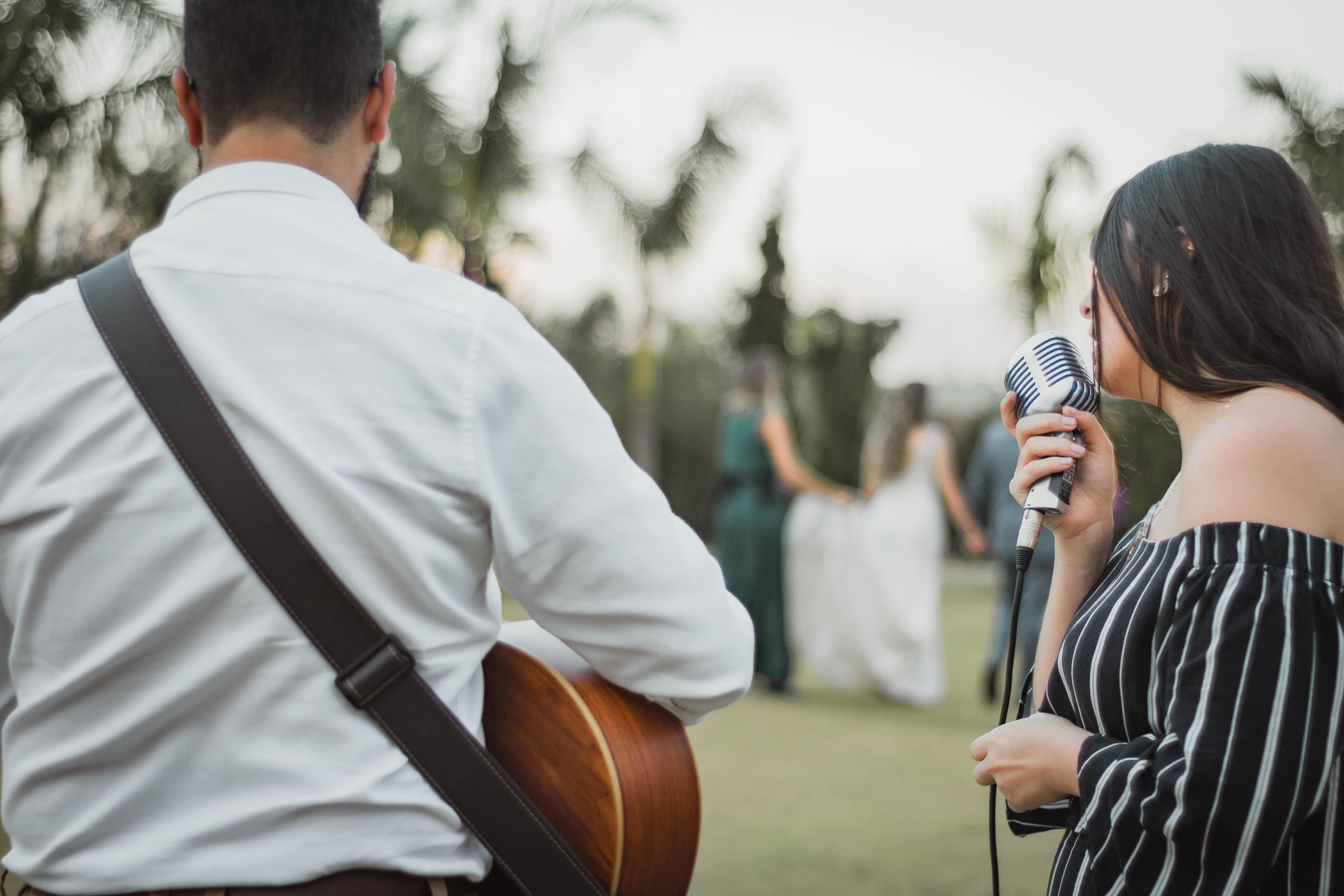 Casamento Driely e Cantídio Voz e Violão - 12