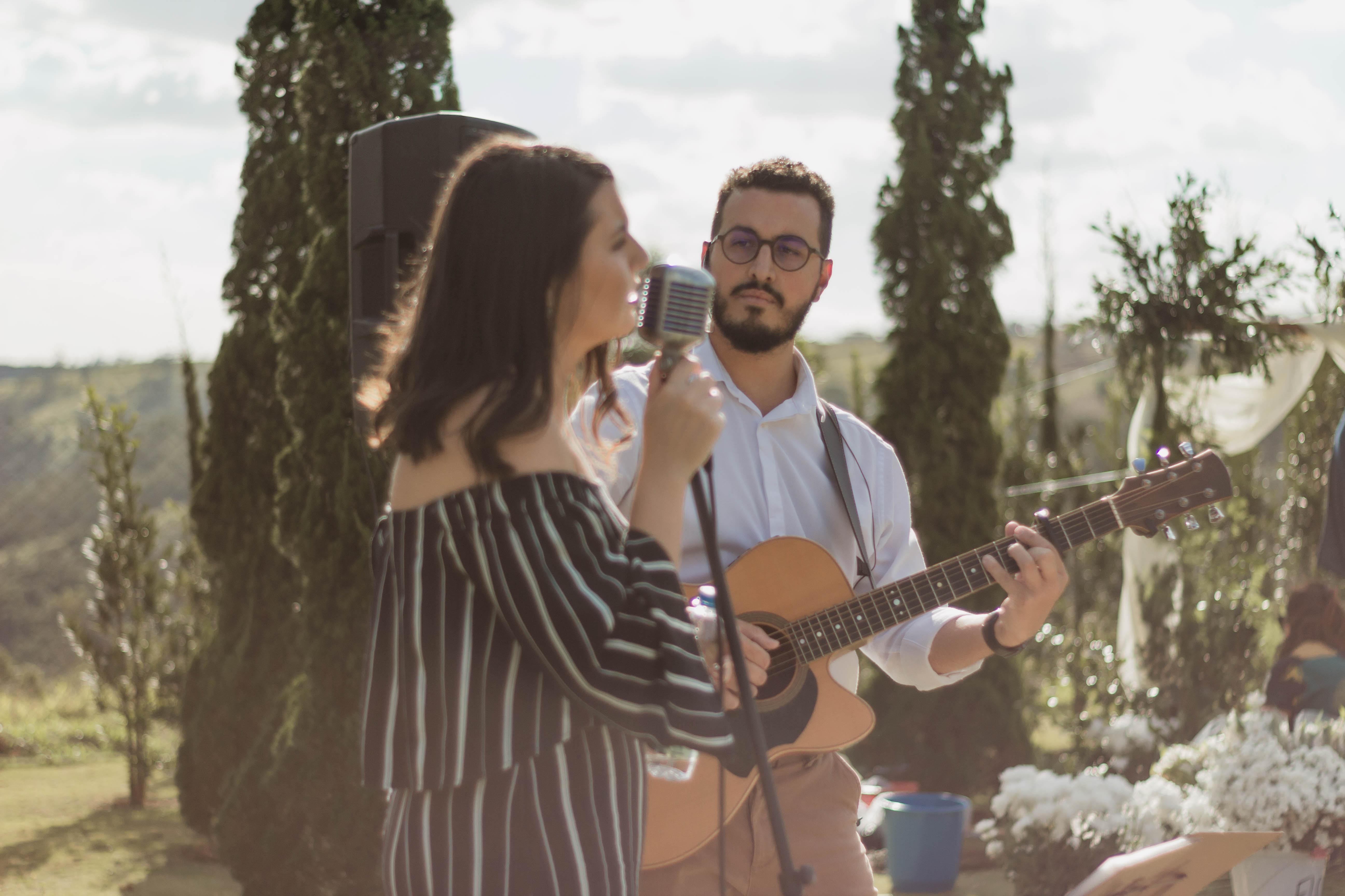 Casamento Driely e Cantídio Voz e Violão - 3