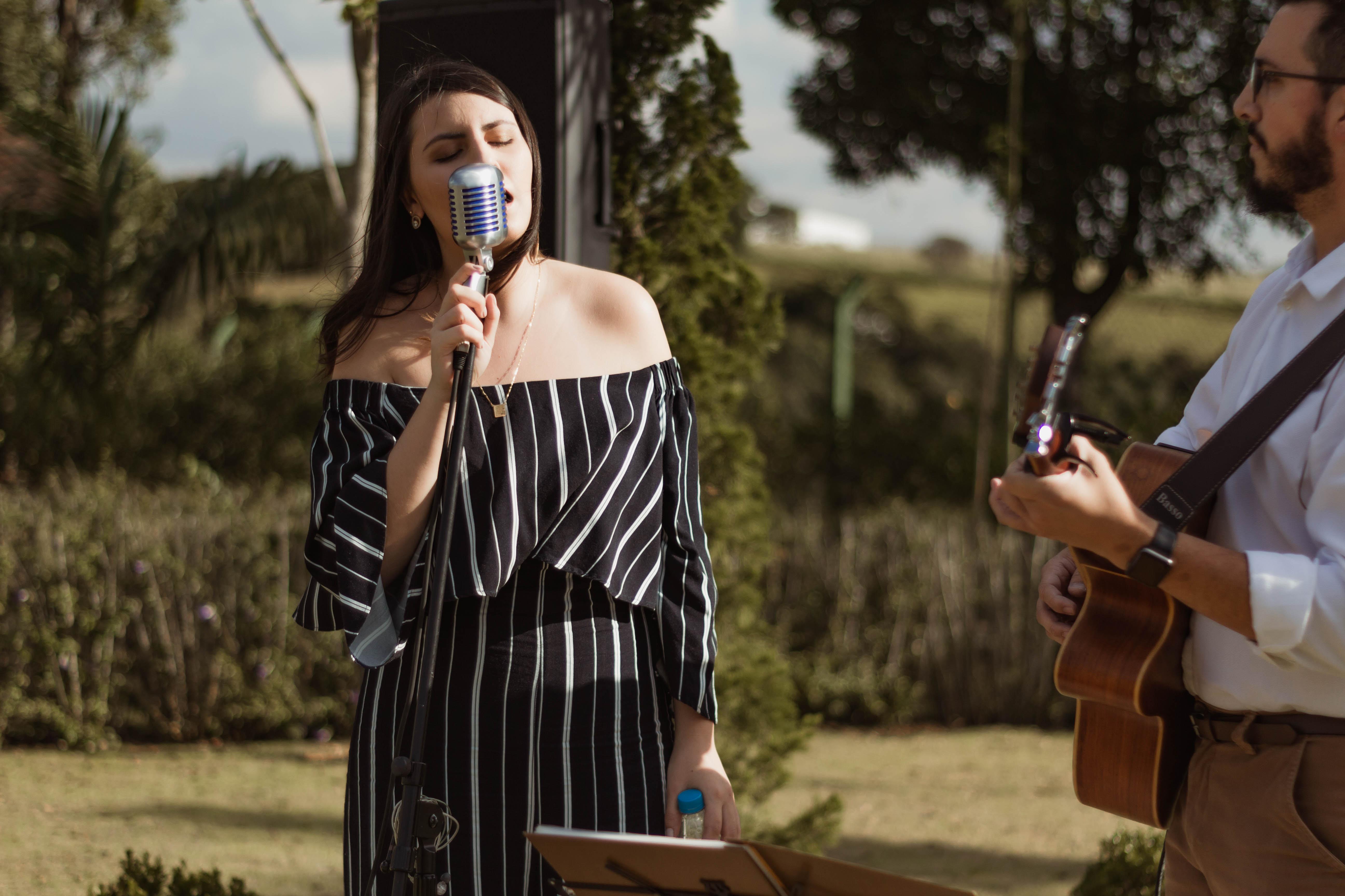 Casamento Driely e Cantídio Voz e Violão - 4