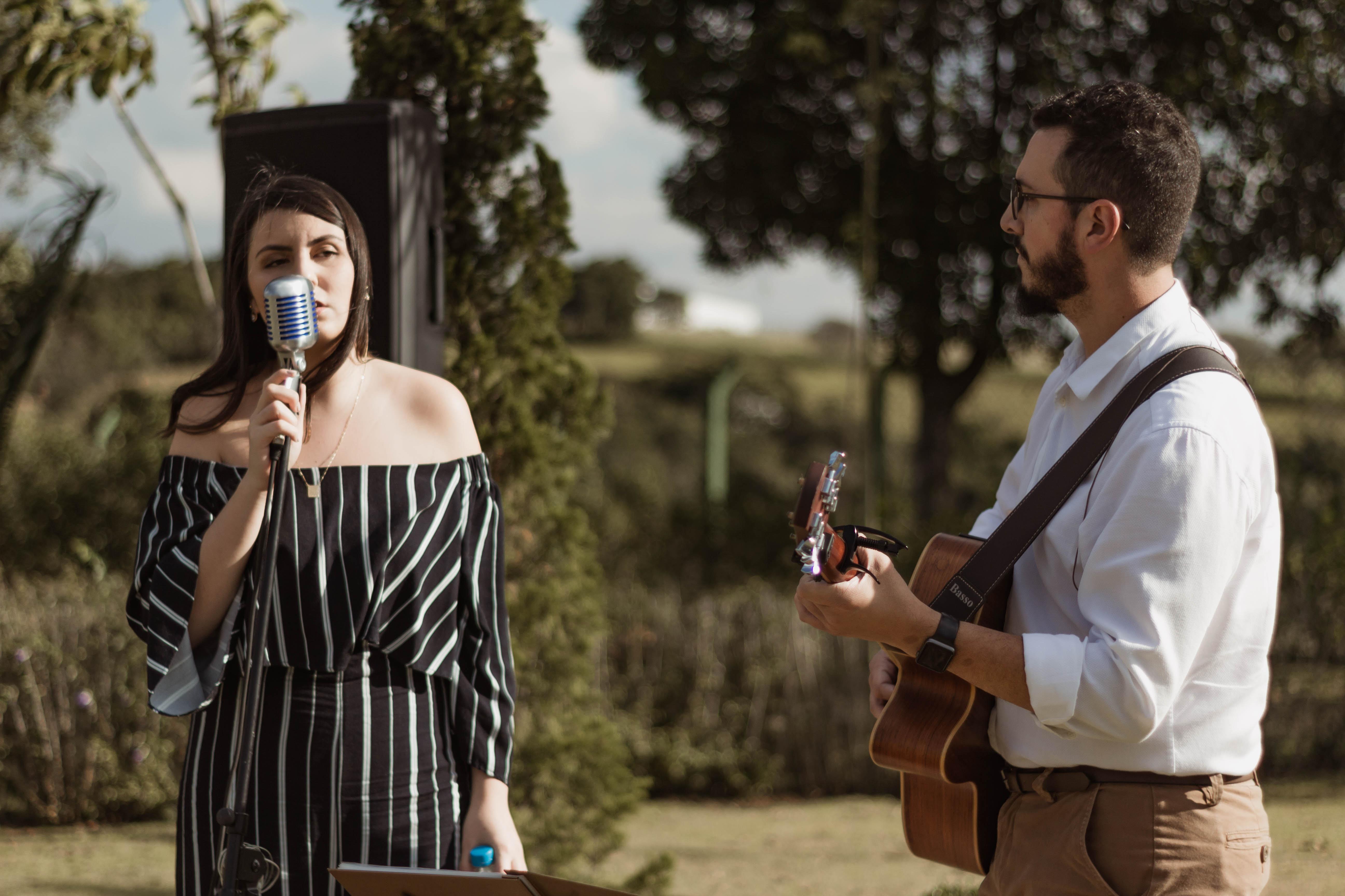 Casamento Driely e Cantídio Voz e Violão - 5