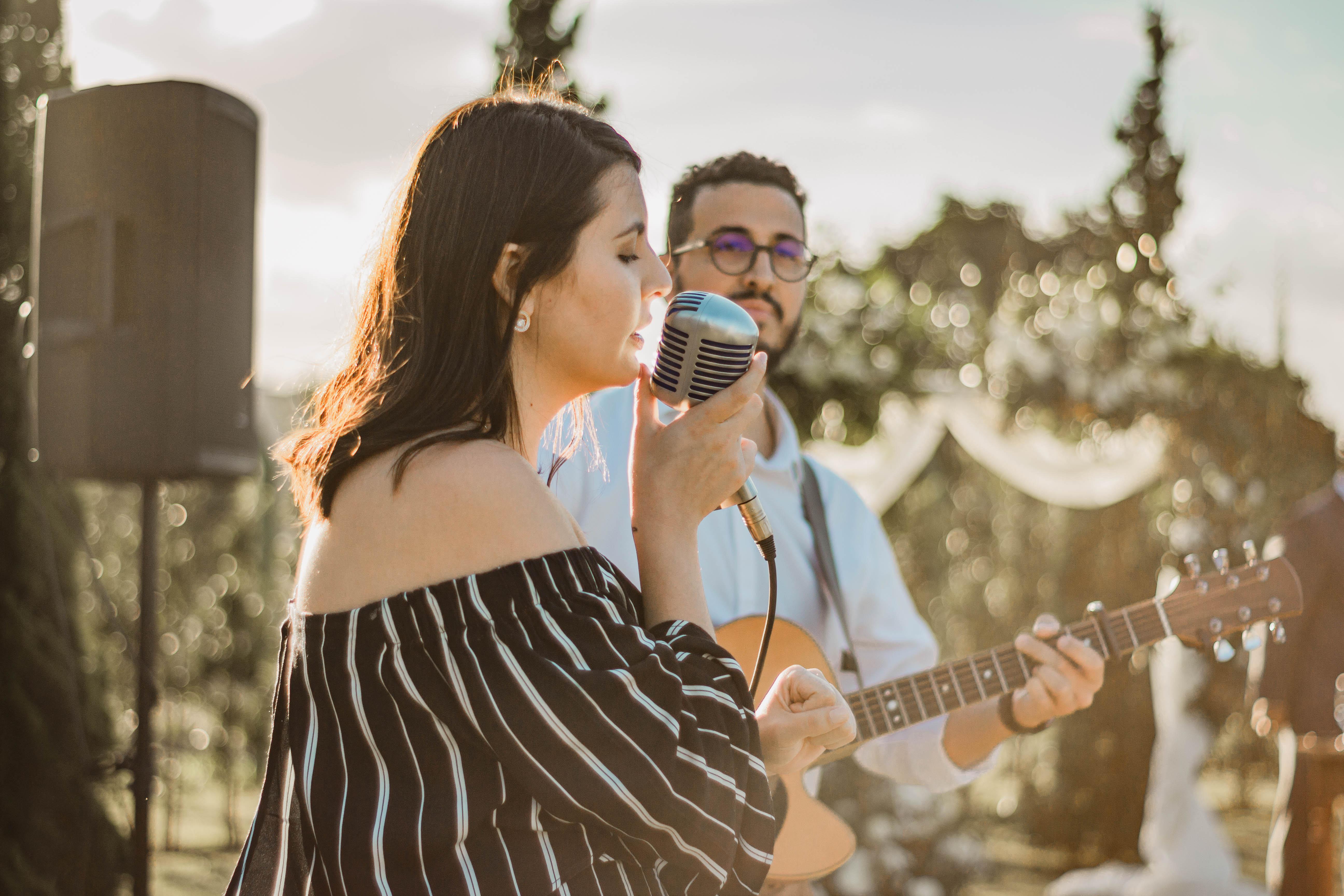 Casamento Driely e Cantídio Voz e Violão - 7