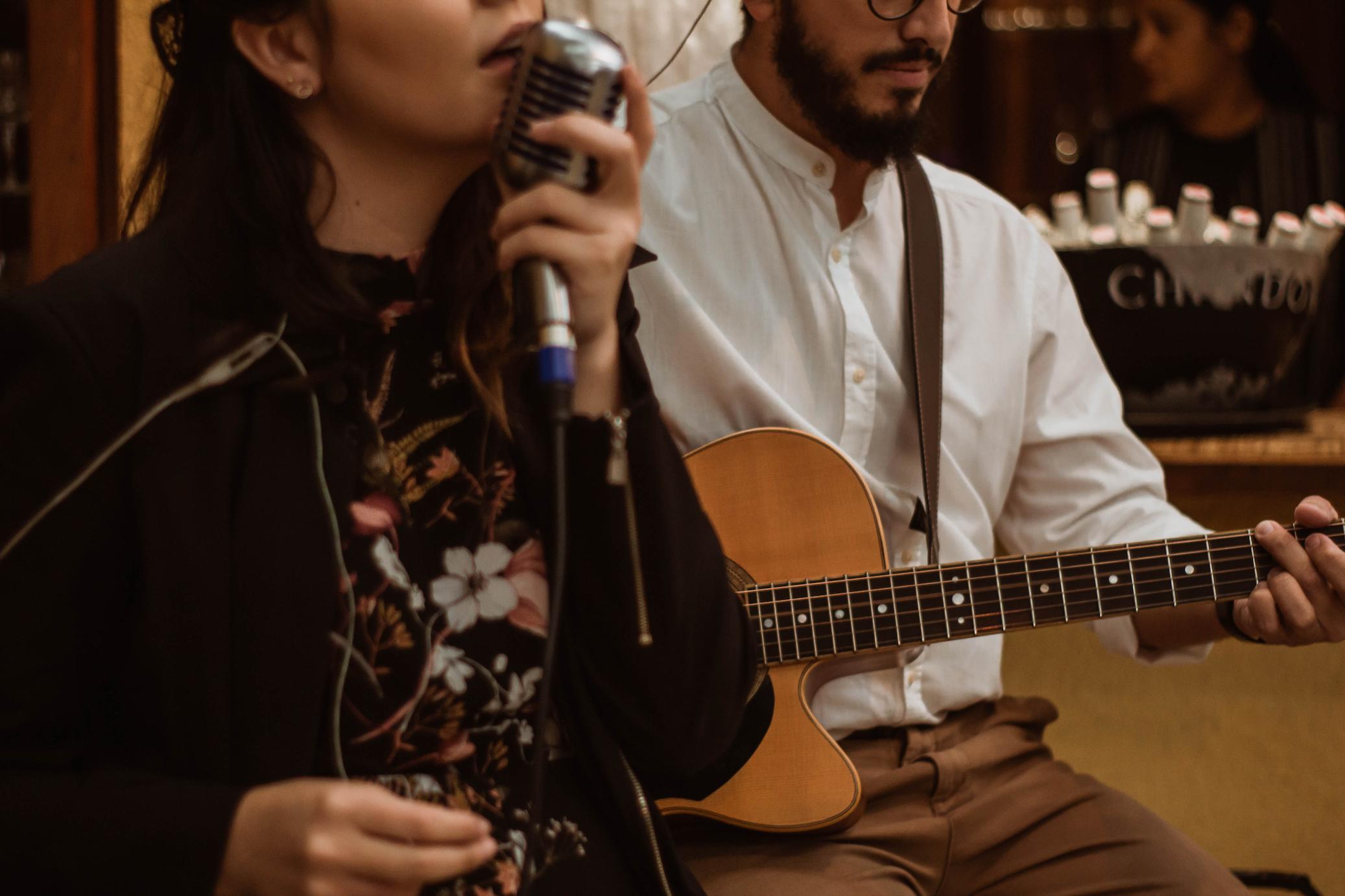 Foto Casamento Mariana e André Voz Violão Violino 010