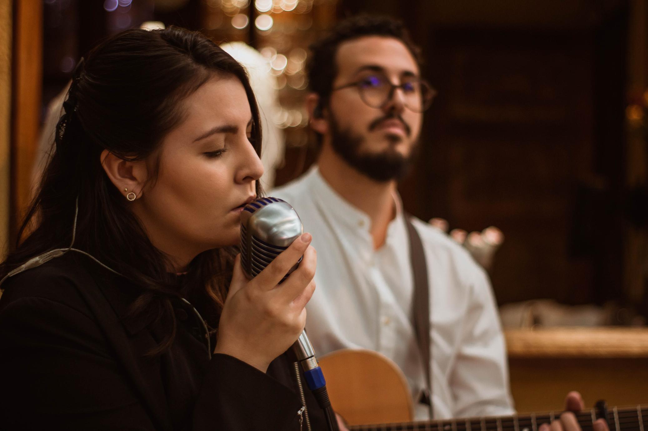 Foto Casamento Mariana e André Voz Violão Violino 08