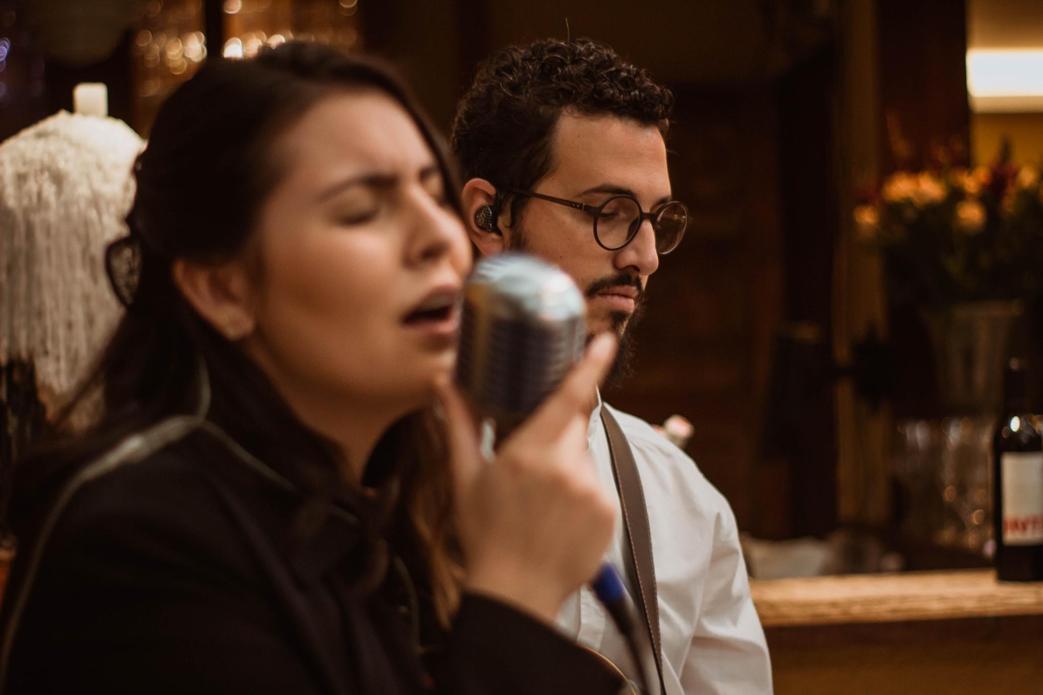 Foto Casamento Mariana e André Voz Violão Violino 09