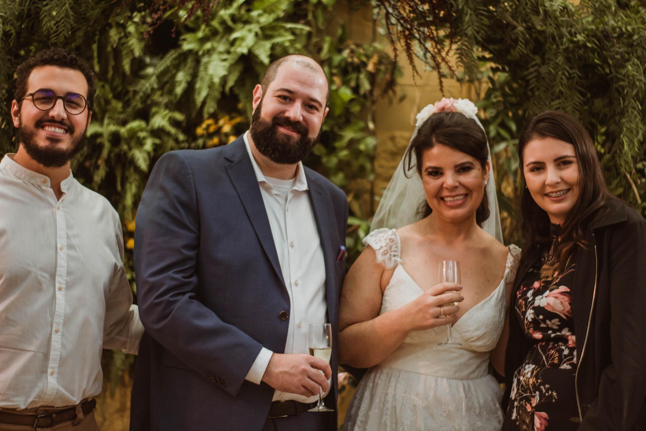 Foto Casamento Mariana e André Voz Violão Violino 13