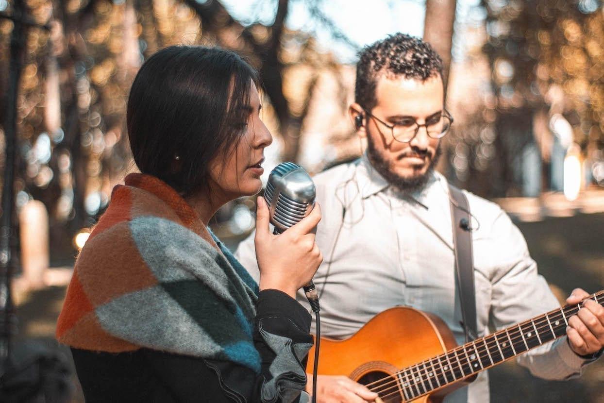 Voz e Violão em Micro Wedding 1